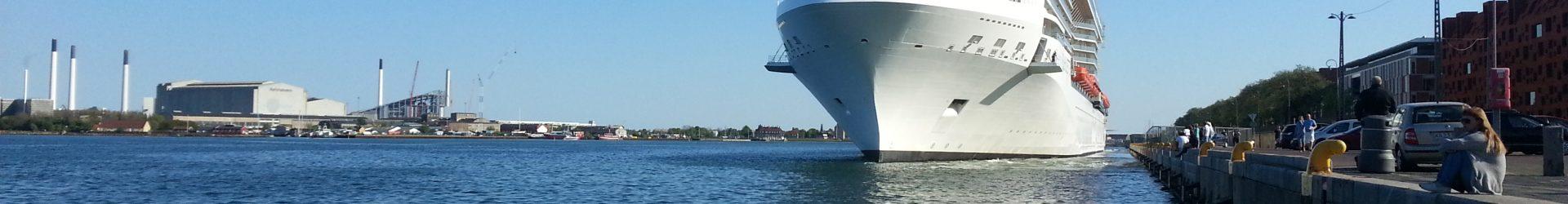 Celebrity Silhouette i København