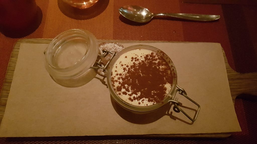 Tiramisu in Tuscan Grille on Celebrity Eclipse
