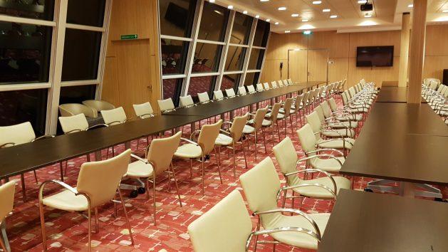 Møder og forretningsevents i nye omgivelser