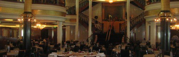 Spisesal eller restaurant