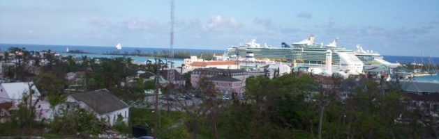 Nassau på Bahamas